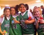 bright's upward basketball team